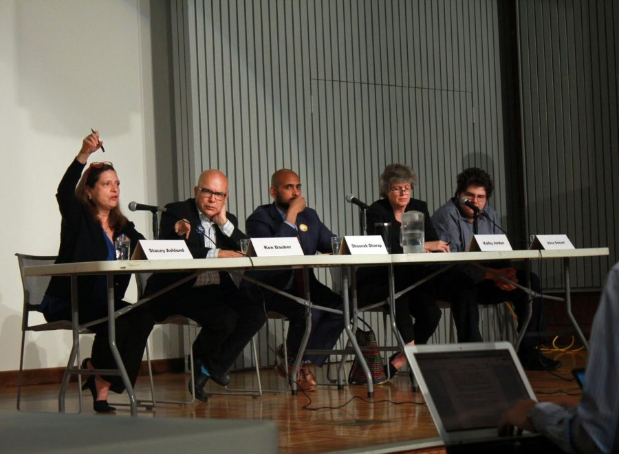 Palo Alto Weekly co-hosts school board candidate forum with student journalists