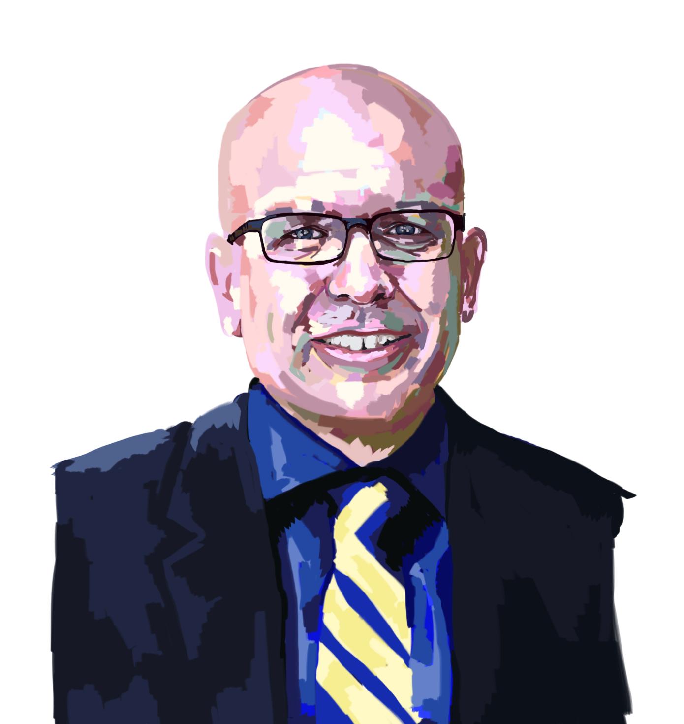 Ken Dauber: PAUSD School Board Member