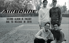 Airborne: second album in trilogy due to release in 2019
