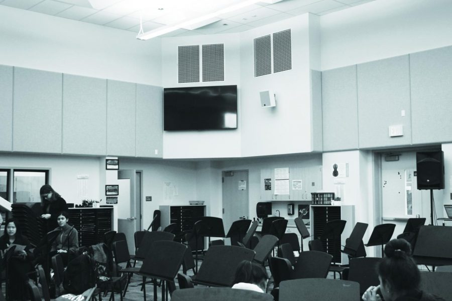 Music classes move into newly constructed building