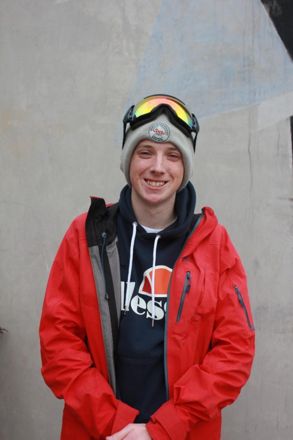 Skiers pursue powdery passions: Patrick Gersh
