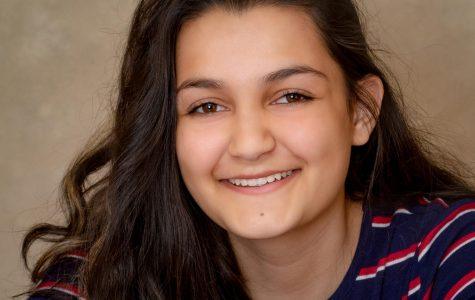 Sophomore VP: Annika Bereny