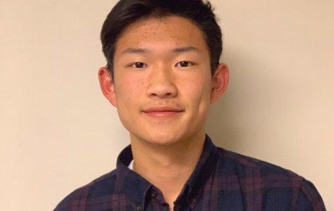 Student Body President: Joshua Mei