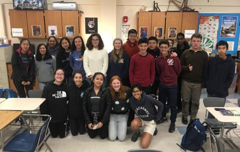 Gunn's Green Team spreads environmental awareness one act at a time