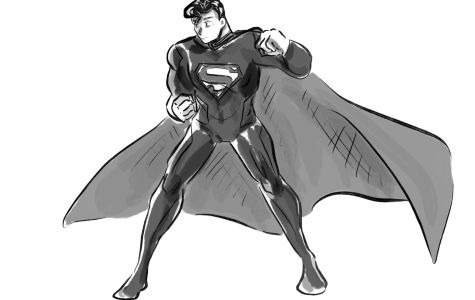 Fans compete over superhero franchises: DC