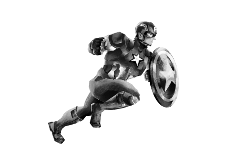 Fans compete over superhero franchises: Marvel