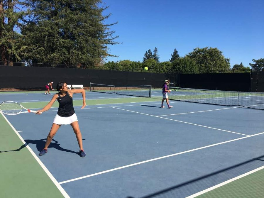 Girls tennis fall sports updates