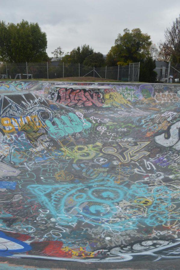 Greer Skate Park