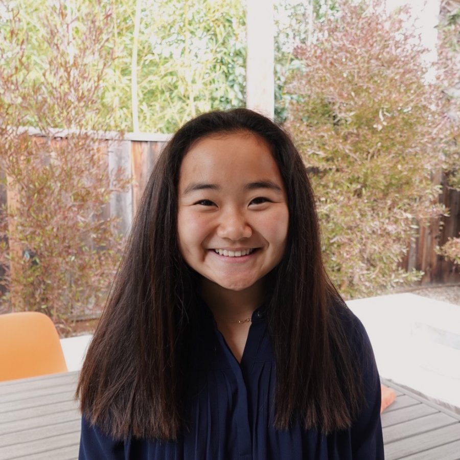 Junior Class President: Irene Kim