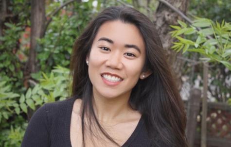 Senior Class President: Lauryn Nakamitsu