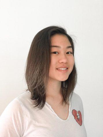 Sophomore Class President: Heidi Purnama