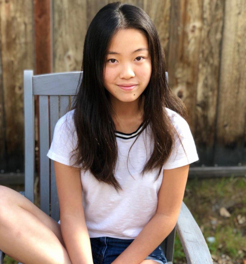 Sophomore Class President: Kaylee Wong