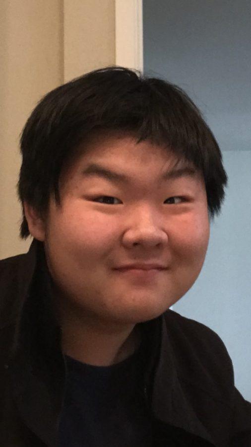 Sophomore Class President: Jerome Wu