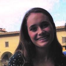 Senior Charlotte Macrae