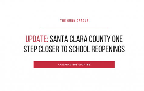 Update: Santa Clara county one step closer to school reopenings