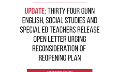English, social studies and special education teachers release open letter asking PAUSD board to reconsider reopening plan