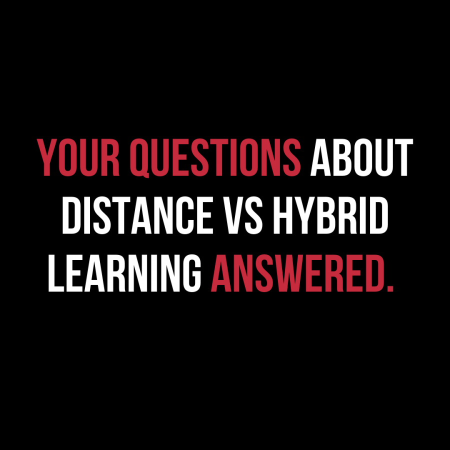 Your questions about distance and hybrid learning answered