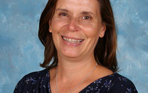 Leaving staff: Rachel Dion