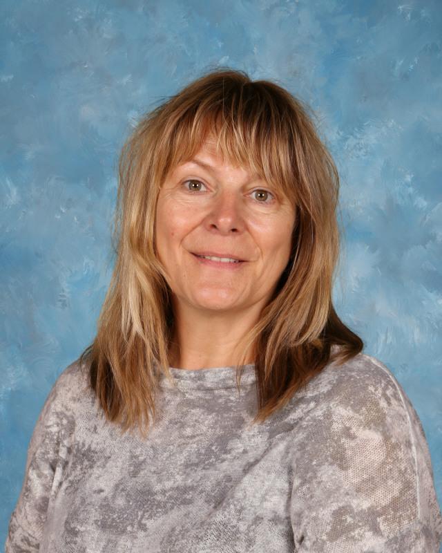 Retiring staff: Kerstin Helbing
