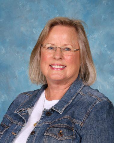 Retiring staff: Peggy Syverston