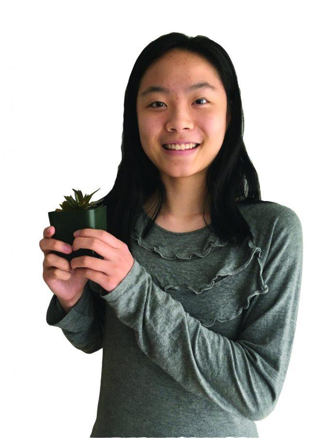 Staffer celebrates succulents