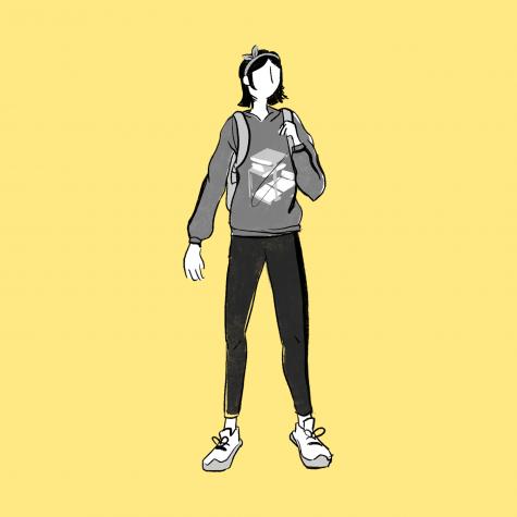 Back-to-school fashion: Catherine Chu
