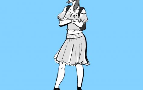Back-to-school fashion: Sophia Stern