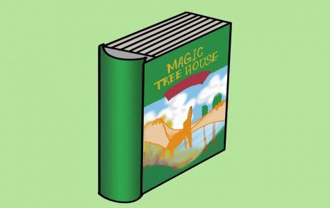 The Magic Tree House series