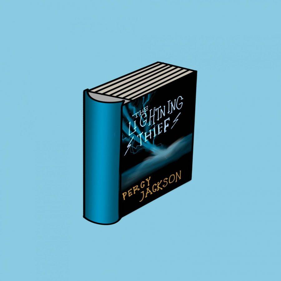 The+Percy+Jackson+series