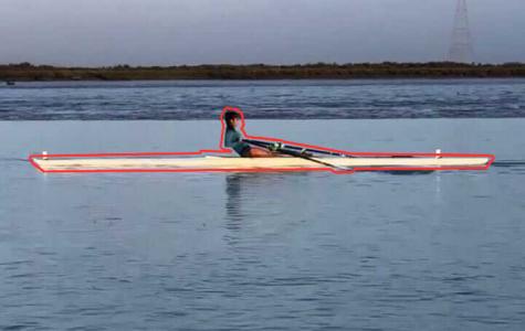 Kaley Yang: Rowing