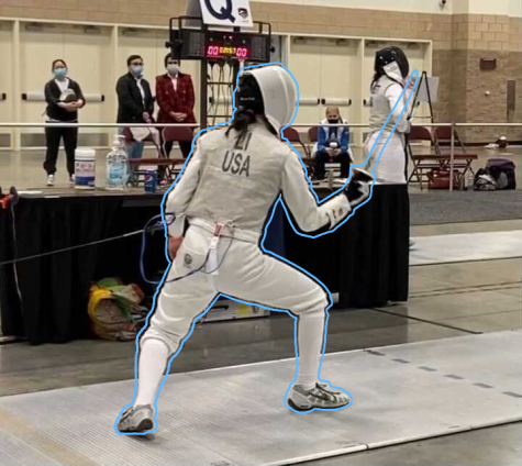 Phoebe Li: Fencing