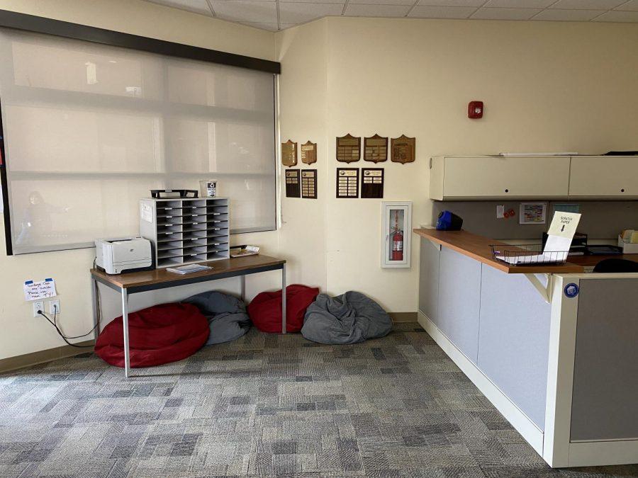 Hidden gems: The math office
