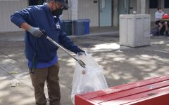 Recent vandalism, litter add to custodians' workload